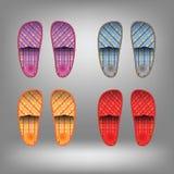 Buty dla domu Obraz Stock