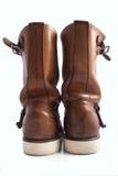 buty fasonują przetartego Obrazy Stock