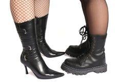 buty kobiet Zdjęcia Stock