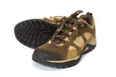 buty na pieszą wycieczkę Fotografia Stock