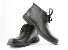 buty odizolowywający Obraz Stock
