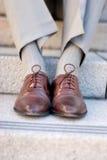 buty przedsiębiorstw obraz stock