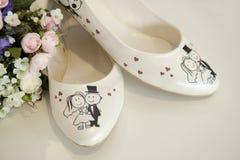 buty różowi buty zdjęcia royalty free