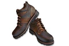 buty rzemienni męscy buty Obrazy Royalty Free
