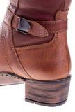 buty są szczegółowo określone nowej zimy kobiety Obrazy Stock