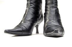 buty skórę. zdjęcie royalty free