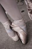 buty być ubranym Zdjęcie Royalty Free