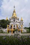 Buu Long temple in Ho Chi Minh city, vietnam Royalty Free Stock Photography