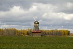 Buurt van de stad van Tyumen. royalty-vrije stock afbeeldingen
