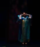 Buvez poison-dans les impératrices palais-modernes de drame dans le palais Images libres de droits