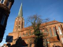 Buxtehude-Basilique Images stock