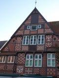 Buxtehude - une vieille maison. Photos libres de droits
