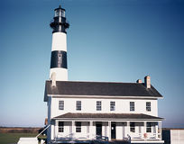 Buxton Lighthouse. Lighthouse at buuxon on the outer banks Stock Photography