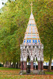 Buxton Memorial Fountain Royalty Free Stock Image