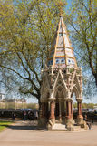 Buxton Memorial Fountain in Victoria Tower Garden, London Royalty Free Stock Photography