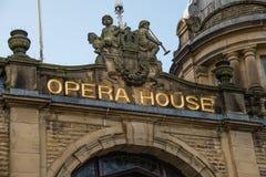 Buxton Opera House lizenzfreies stockbild