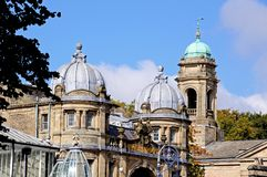 Buxton Opera House. Stock Photos