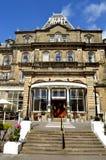 Buxton pałac hotel zdjęcia stock