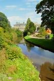 Buxton Pavilion Gardens imágenes de archivo libres de regalías