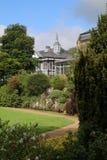 Buxton. The Public park in Buxton, England Stock Photos