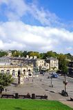 Buxton-Stadtmitte Stockfoto