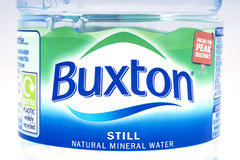 Buxton Still Natural Spring Water Image stock