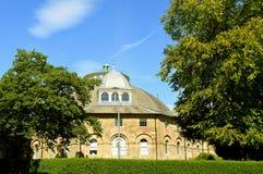 Buxton University-campus Royalty-vrije Stock Afbeelding