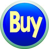 Buy Button Royalty Free Stock Image