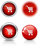 Buy buttons. Royalty Free Stock Photos