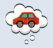 Buy car design Stock Photography