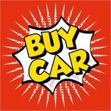 Buy car design Stock Photo