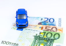 Buy a Car Royalty Free Stock Images