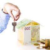 Buy house Stock Photo