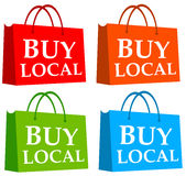 Buy local Royalty Free Stock Photo