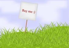 buy me banner Stock Photo