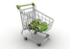 Buy me a car! Stock Photo