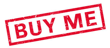 Buy Me Rubber Stamp Royalty Free Stock Image