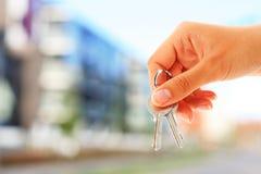 Free Buy New Apartment Stock Image - 71421781