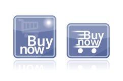 Buy now Stock Image
