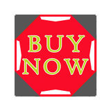Buy now button Stock Images