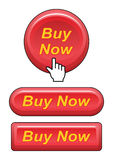 Buy Now Buttons Stock Images
