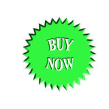 Buy now icon Royalty Free Stock Photo