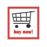 Buy now icon Stock Photos
