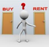 Buy o affitto illustrazione di stock