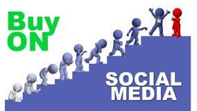 Buy online - Success marketing Royalty Free Stock Photo