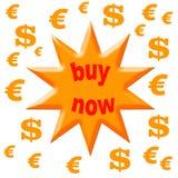 Buy ora Fotografia Stock