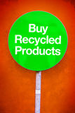 Buy Recycled Products Stock Images
