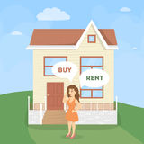Buy or rent. Royalty Free Stock Photos