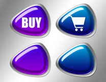 Buy sign Royalty Free Stock Images