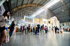Bangkok,Thailand:Buy ticket point. Royalty Free Stock Photos